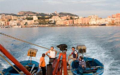 """La pesca delle alici a Pozzuoli: """"Un'antica danza sul mare"""""""