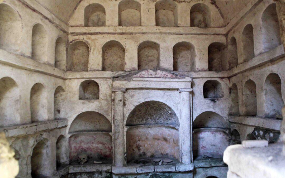 La necropoli di Cappella