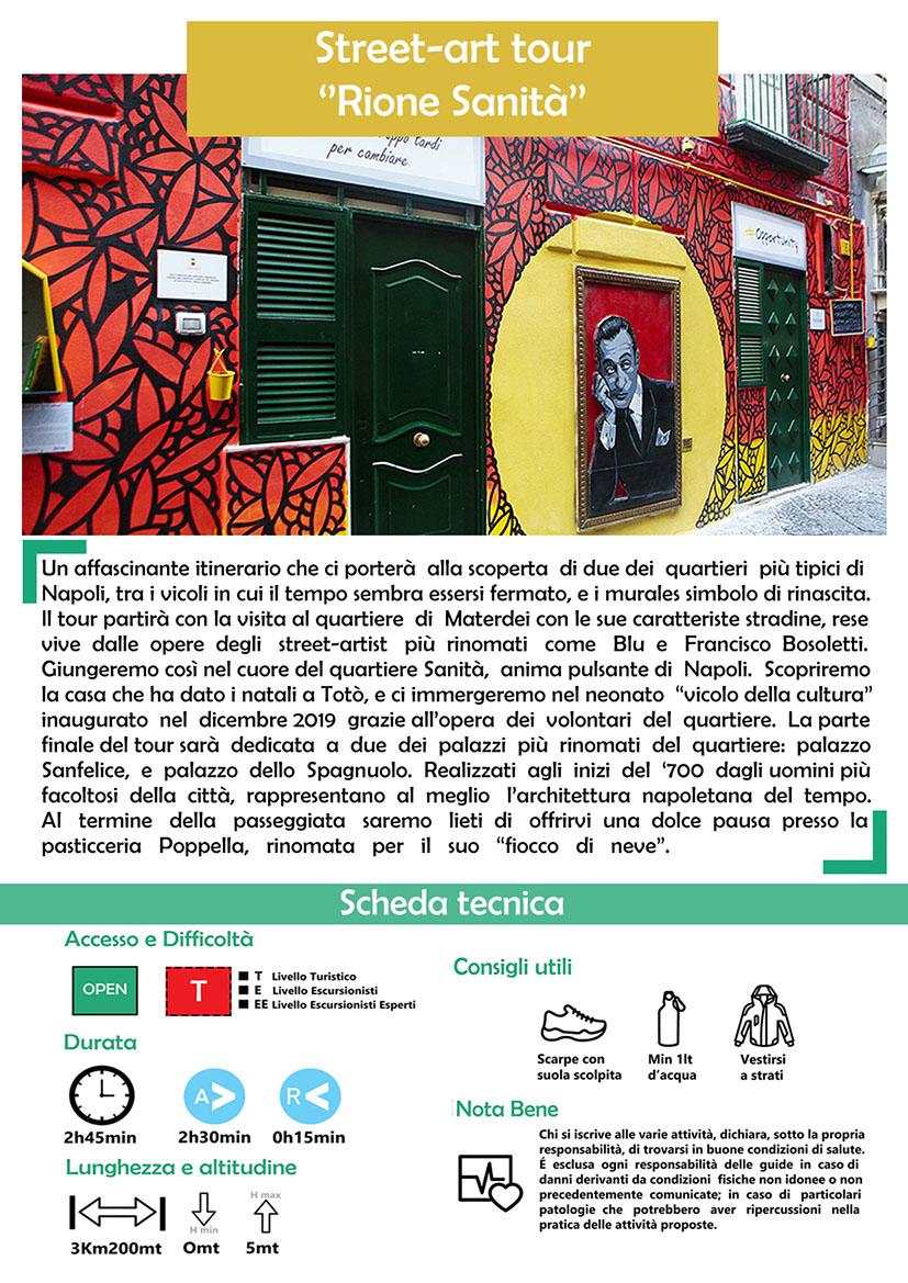 Street-art tour Sanità