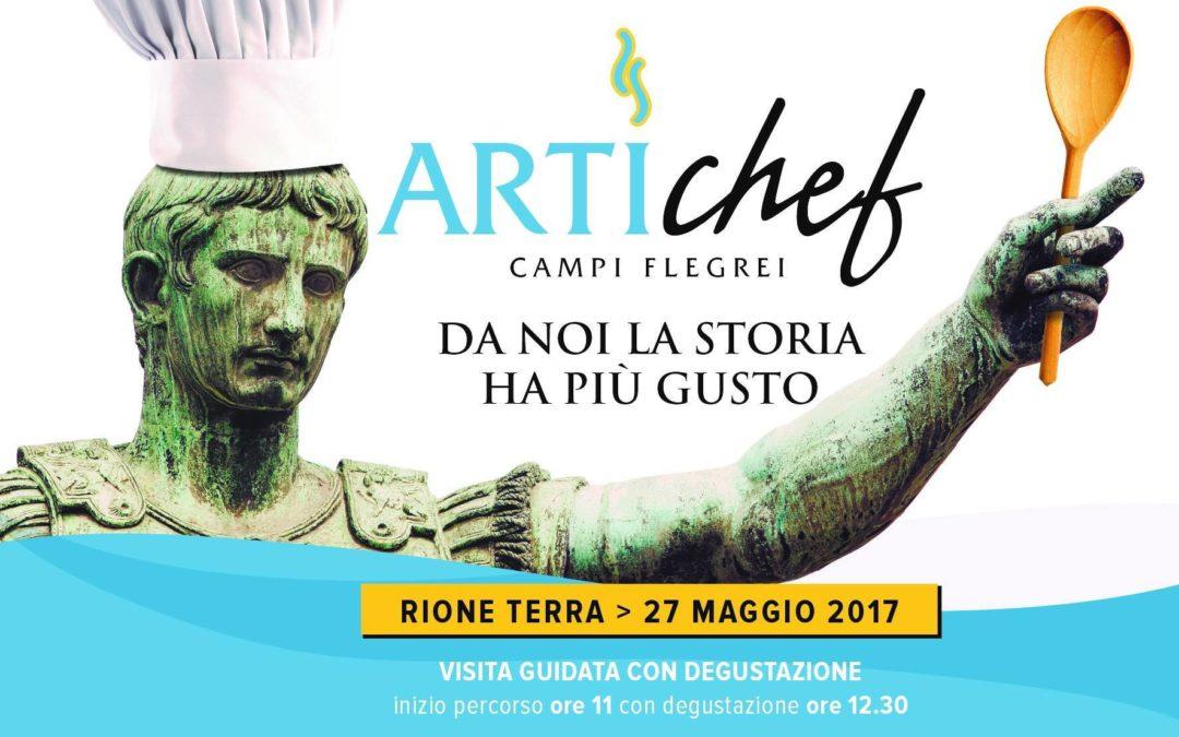 ARTIchef, rivive la cucina storica al Rione Terra