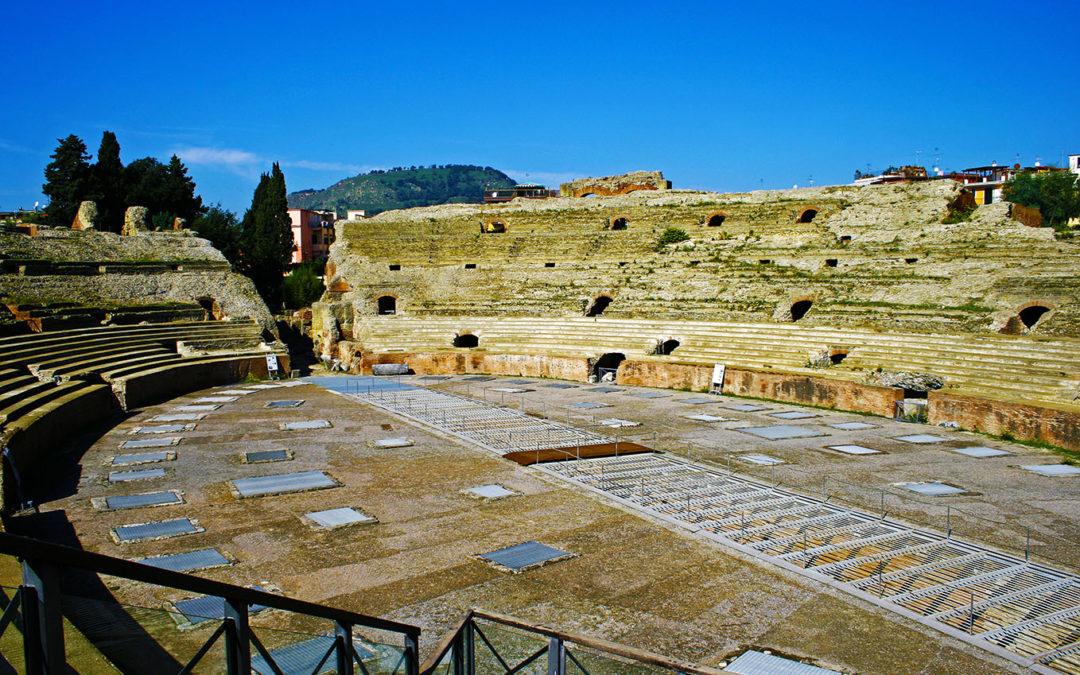 Tour della Pozzuoli Romana con visita all'Anfiteatro Flavio.