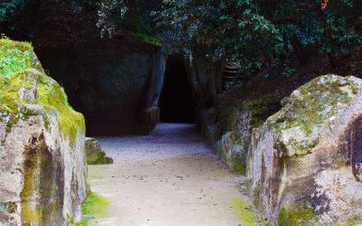 Parco archeologico di Cuma.