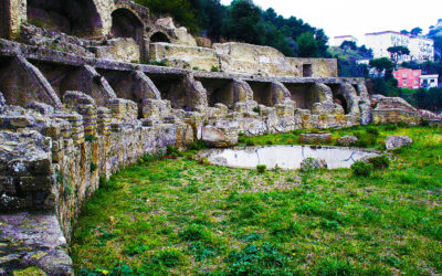 Thermal baths of Baia – Monumental Complex of Thermal Baths in Baia