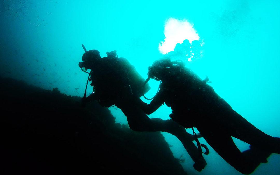 Itinerario subacqueo – Parco Archeologico sommerso di Baia