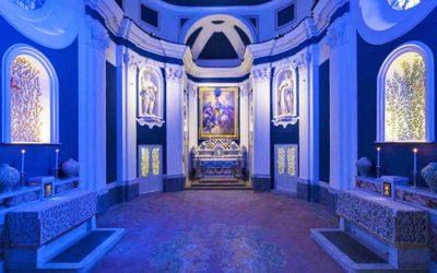 Artigianato, spiritualità e natura: la Chiesa di San Gennaro nel Real Bosco di Capodimonte.
