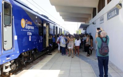 Scopri i Campi Flegrei con le nuove linee di trasporto: Archeolinea, Cuma Express e Archeobus.