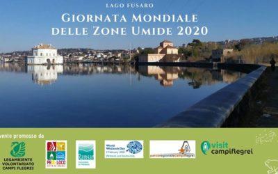 Giornata mondiale delle zone umide 2020 a Bacoli.