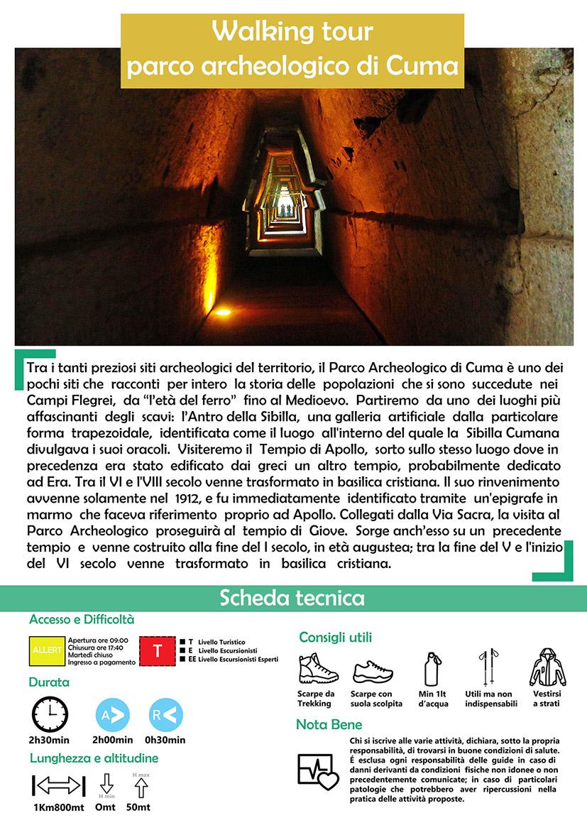 Tour parco archeologico di Cuma