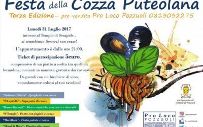 Festa della Cozza a Pozzuoli.