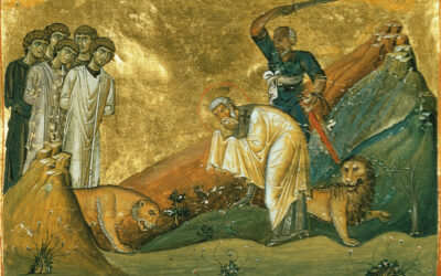 San Procolo santo patrono di Pozzuoli.