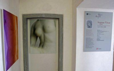 Statuae Vivae: la mostra di Sergio Visciano al Castello di Baia