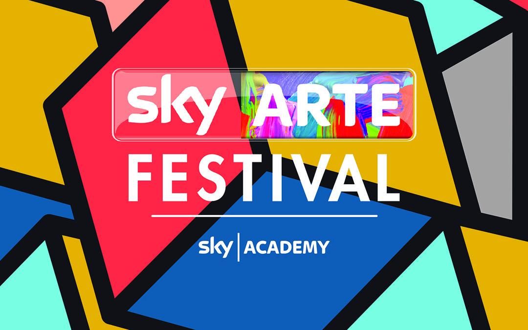 Sky Arte Festival a Napoli.