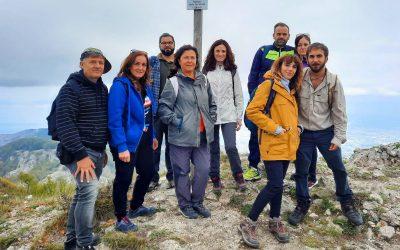 """Racconto di viaggio: """"trekking al Faito""""."""