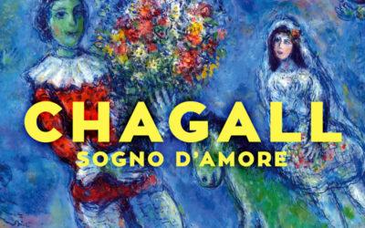 """""""Chagall, Sogno d'Amore"""". Nuova mostra a Napoli."""