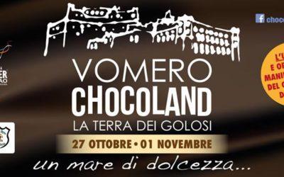 Nuova edizione del Chocoland.