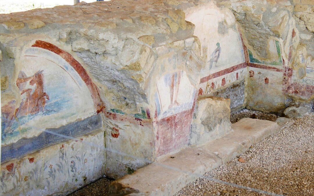 I Pigmenti dei Romani