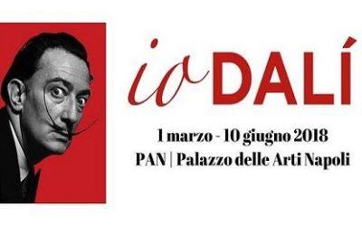 L'arte di Salvador Dalì arriva a Napoli