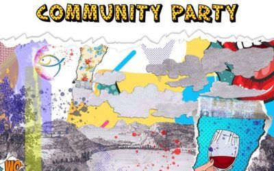 """Malazè """"Community party""""."""