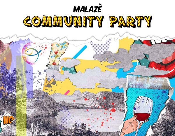 "Malazè ""Community party""."