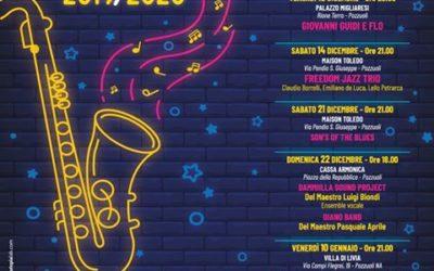 """Pozzuoli Jazz Festival. """"XI Winter Edition""""."""