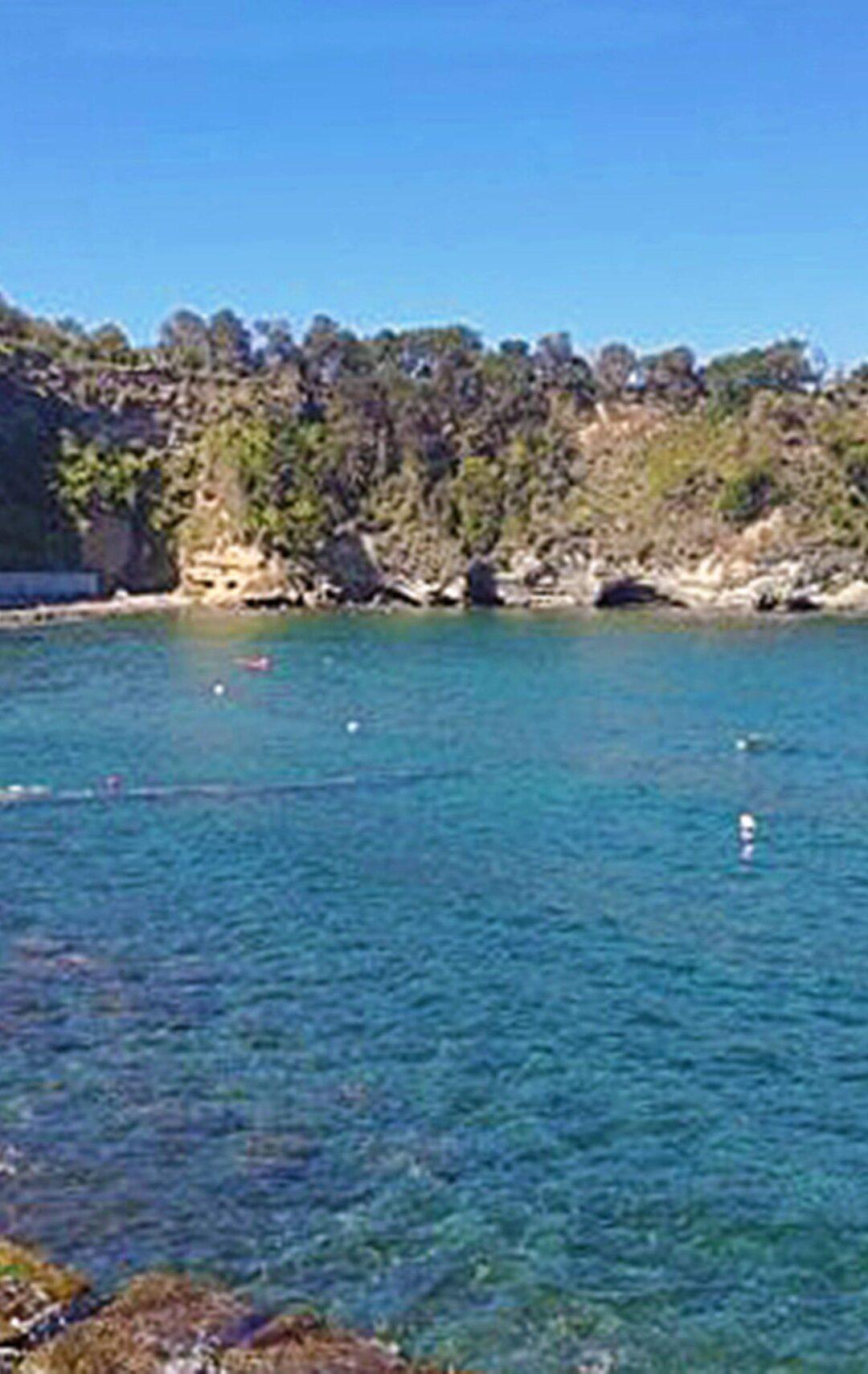 Spiaggia del Pozzo vecchio (o spiaggia del Postino)