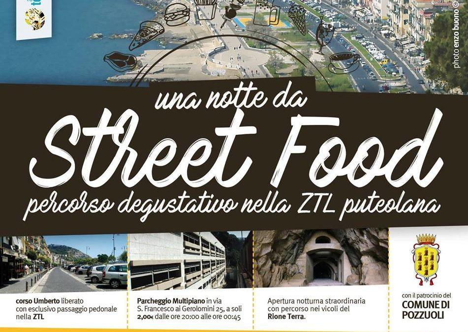 Una notte da street food a Pozzuoli