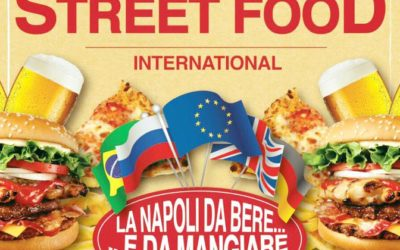 International Street Food Festival a Napoli dal 25 al 28 maggio.