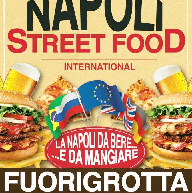 International Street Food Festival a Napoli dal 25 al 28 maggio.