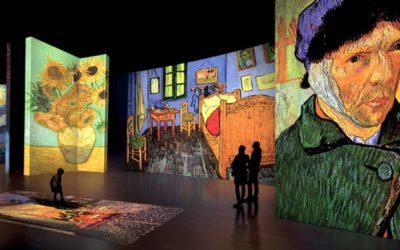 'Van Gogh – The Immersive Experience' arriva a Napoli.