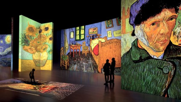 'Van Gogh – The Immersive Experience' arriva a Napoli.