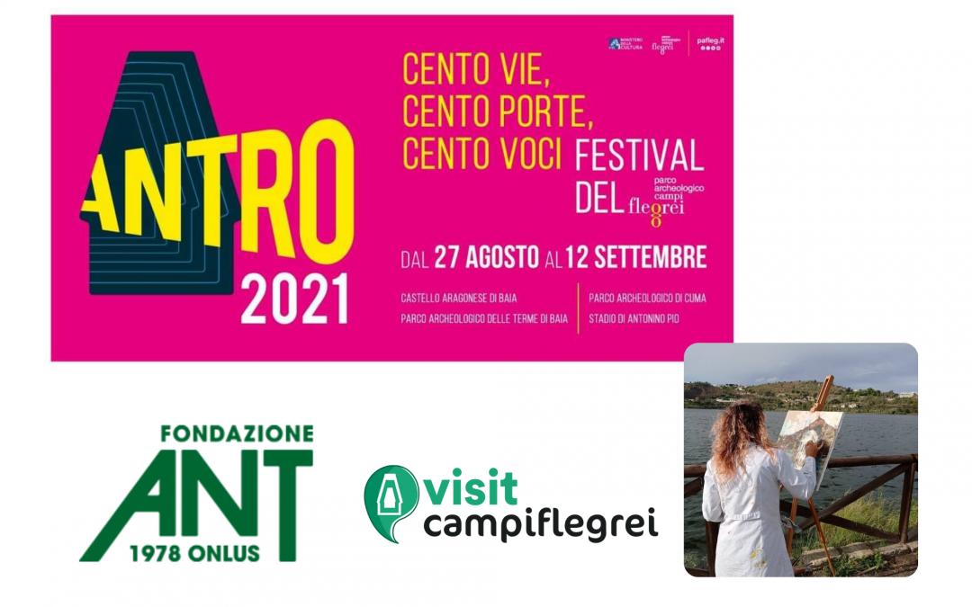 Cultura e solidarietà viaggiano insieme con Visit Campi Flegrei e ANT.